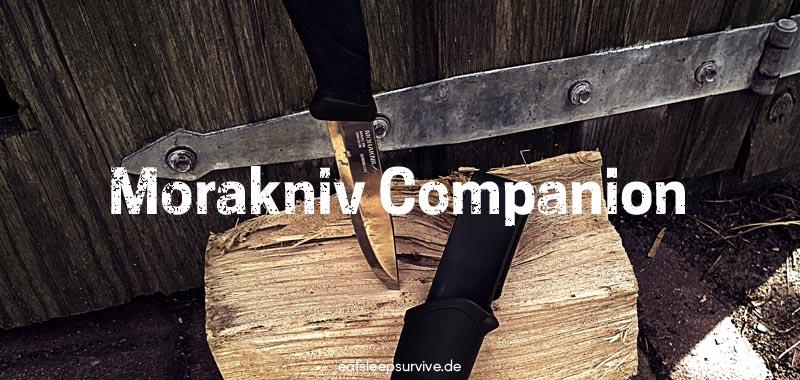 Morakniv Companion Test