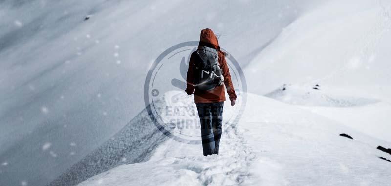 Wanderschuhe für den Winter