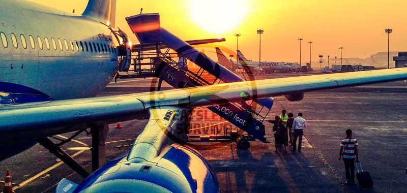 Taschenmesser mit ins Flugzeug